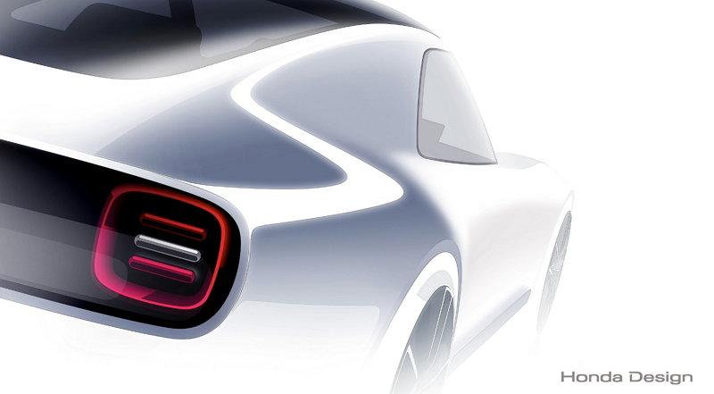 Honda Sports EV - Vehículo Eléctrico