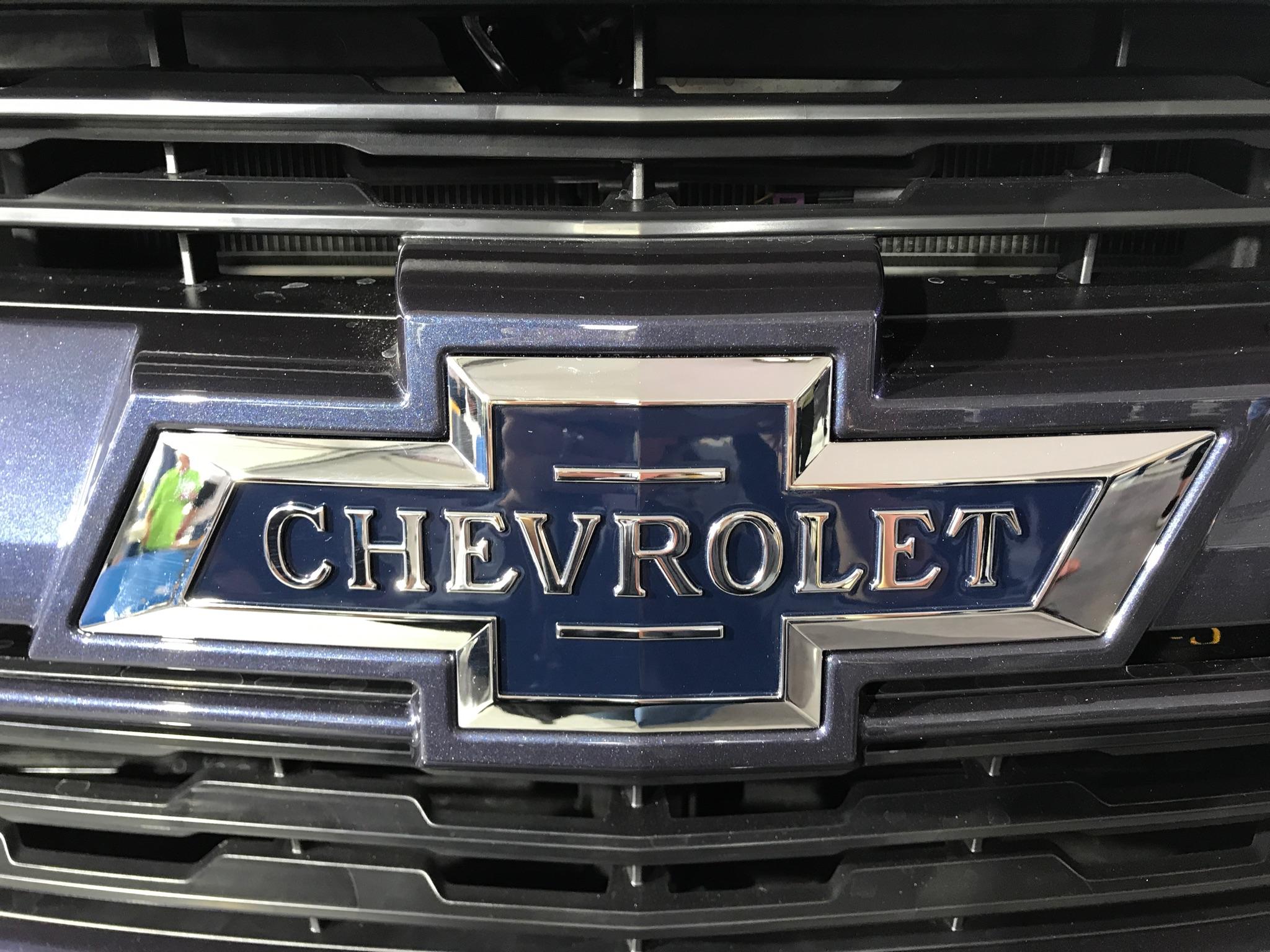 Chevy Colorado 2018 Edición Centenario