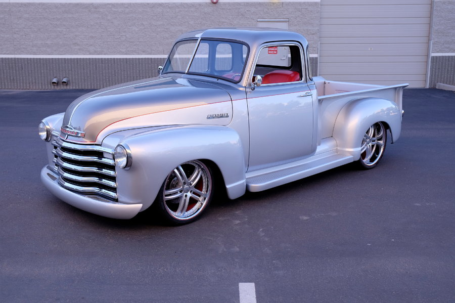 Camioneta Chevrolet 3100 Personalizada 1950