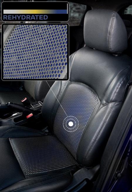 Nissan Juke - Soak - Deshidratación