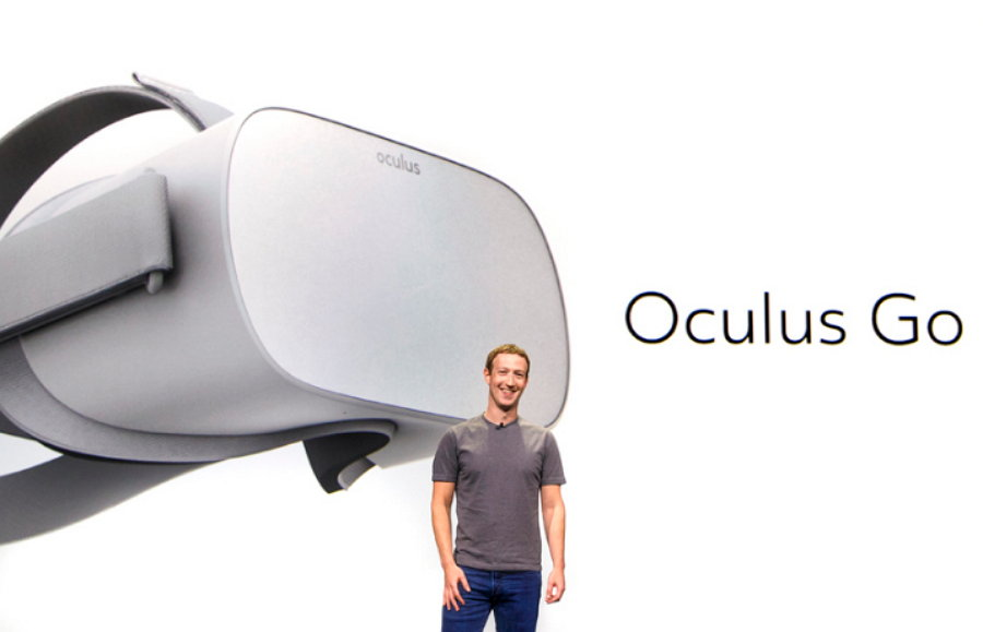 Facebook  - Oculus Go