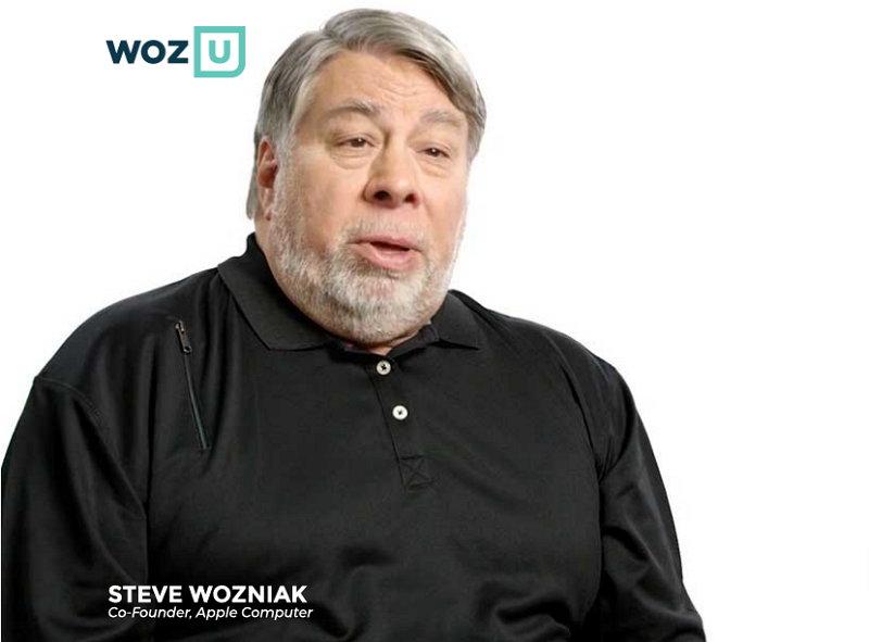 Wozniak creó un instituto para aprender trabajos tecnológicos