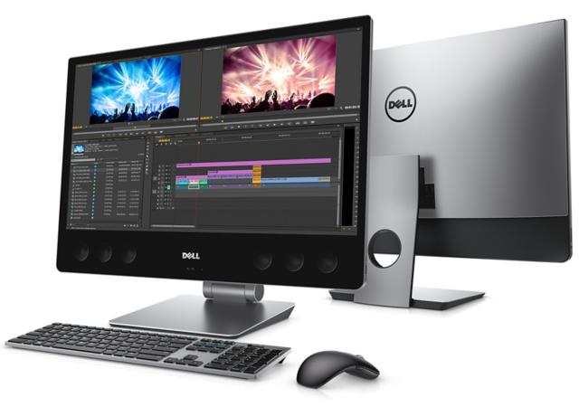 Dell Precision 5720 AIO - Ubuntu Linux