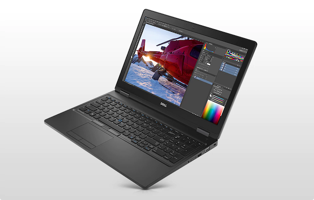 Dell Precision 3520 - Ubuntu Linux