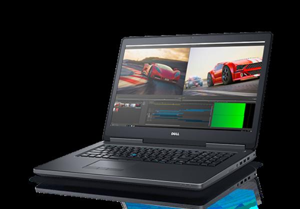 Dell Precision 7720 - Ubuntu Linux