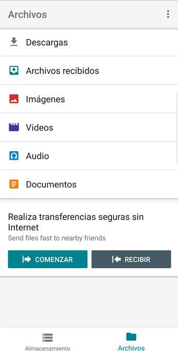 Google Files Go