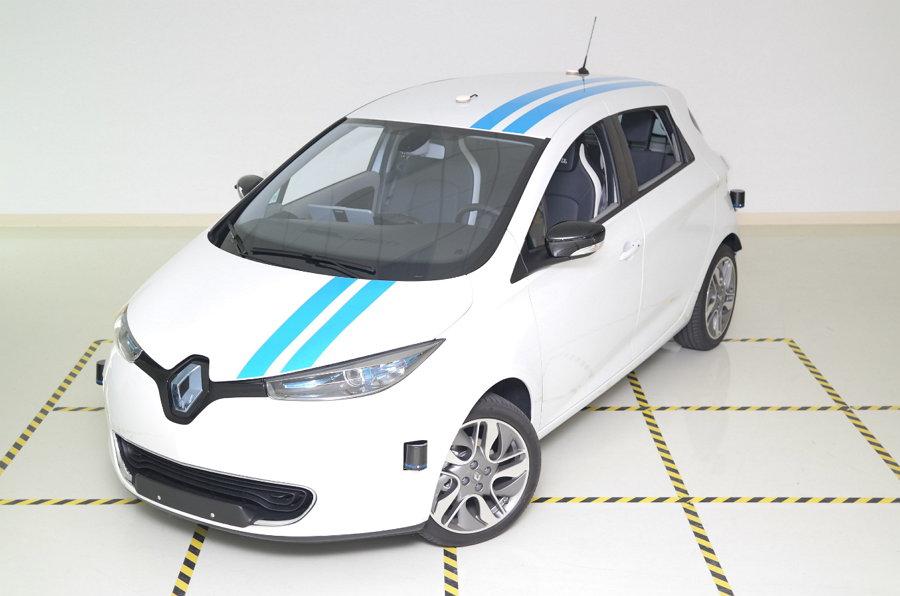 Grupo Renault - Callie - Conducción Autónoma