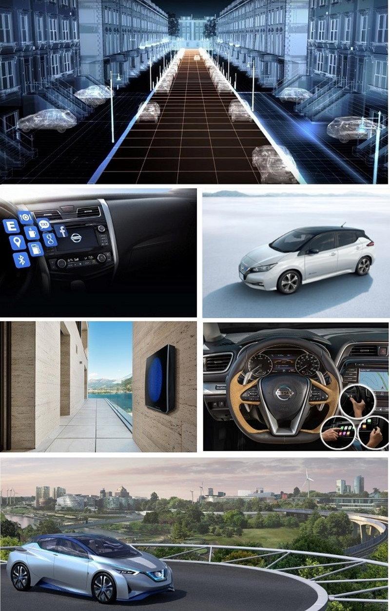 Movilidad Inteligente de Nissan - Movilidad Autónoma