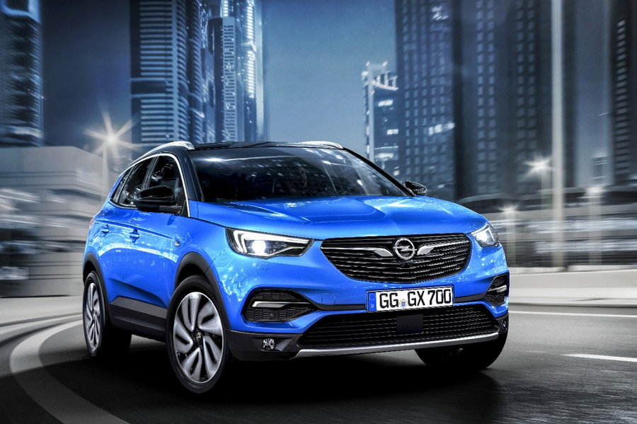 Opel Grandland X Excellence