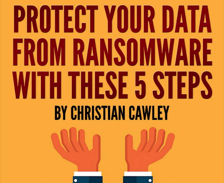 Proteger tus datos de ransomware