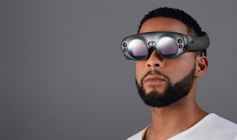 Magic Leap One - Difital Lightfield