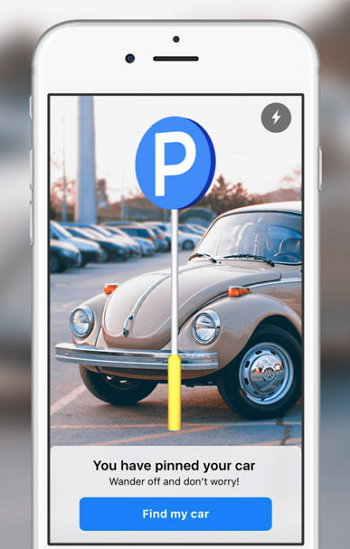 PinDrive iOS