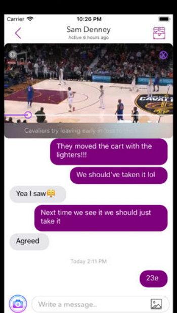 PlayNow Watch Together - iOS