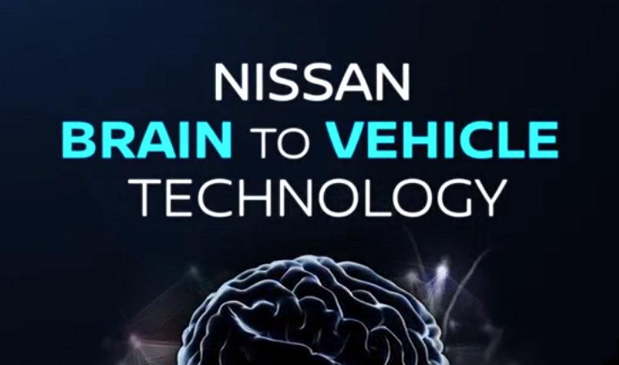 Brain-to-Vehicle - B2V - Nissan Intelligent Mobility