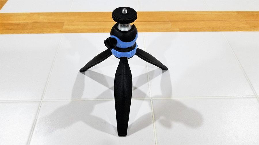 HTQ Mini Tripode universal para Smartphones y Cámaras de Acción tipo GoPro