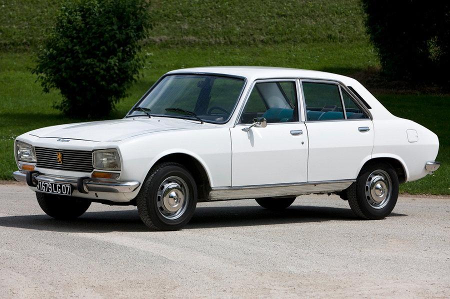 Peugeot 504 - Lo más leído