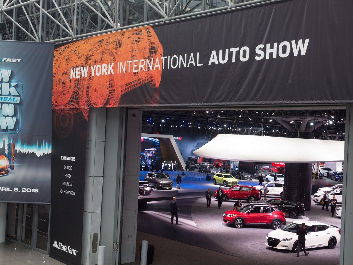 Salón Internacional del Automóvil de Nueva York 2018