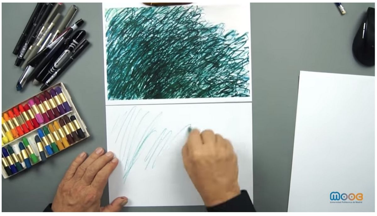 Introducción al Dibujo Creativo - Miríadax