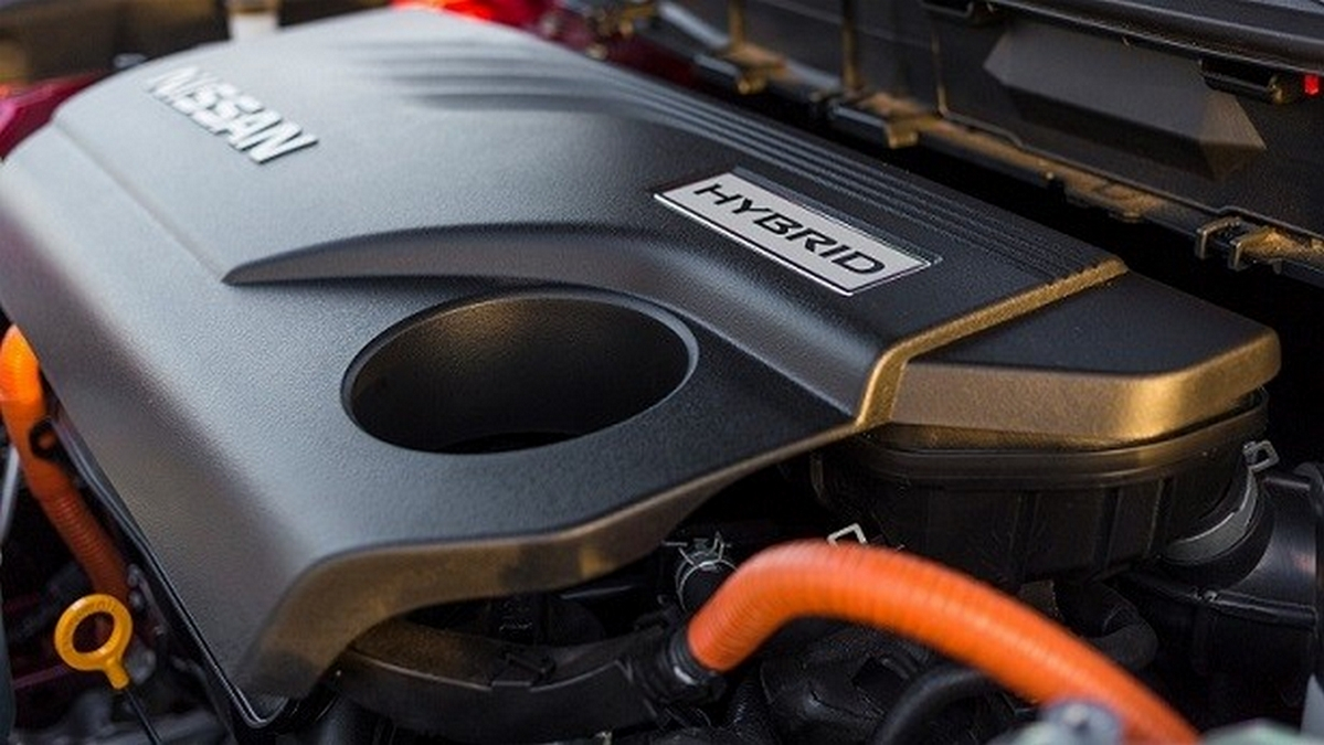 Nissan Híbrido