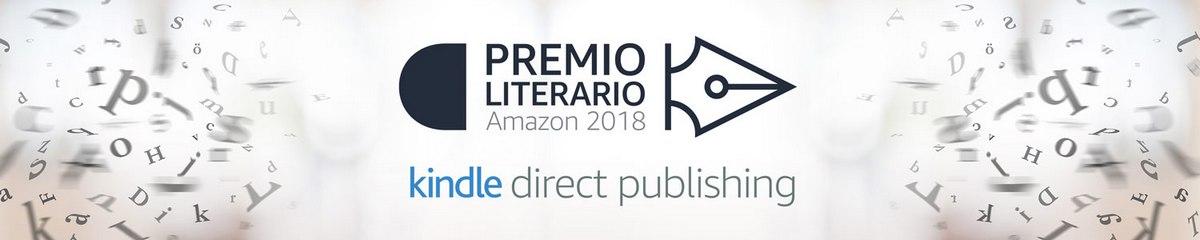 Premio literario Amazon 2018 - Libros en español