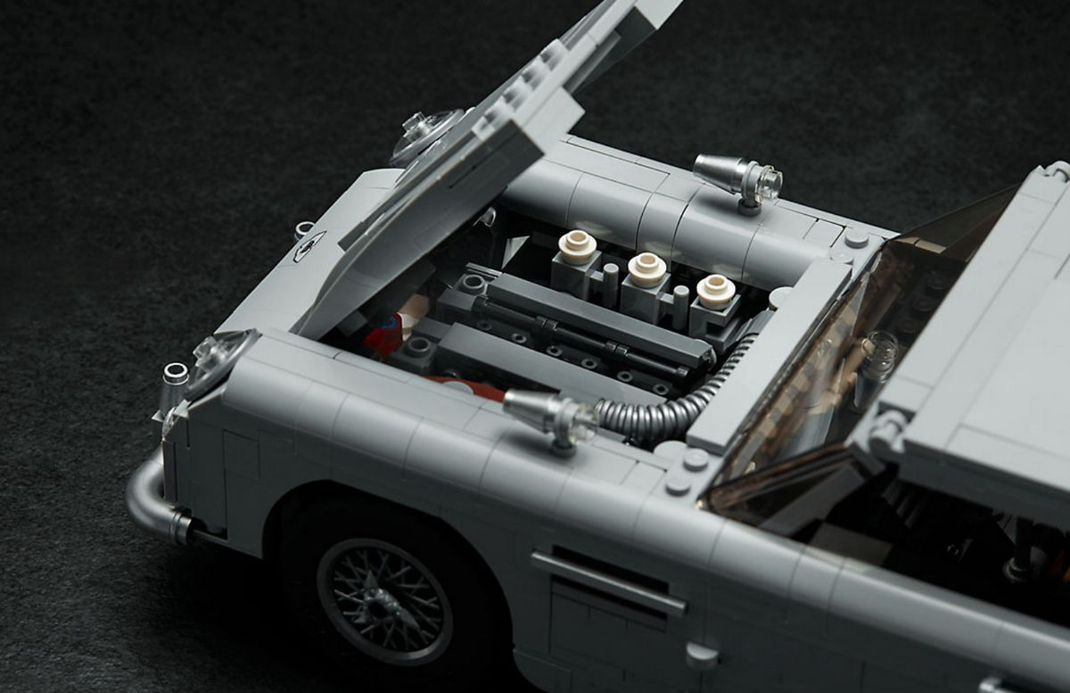 LEGO James Bond Aston Martin DB5