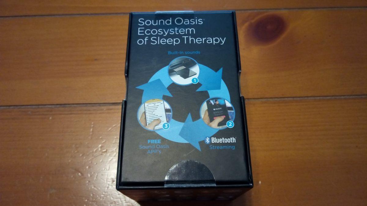 Sound Oasis Sleep - BST-80-20