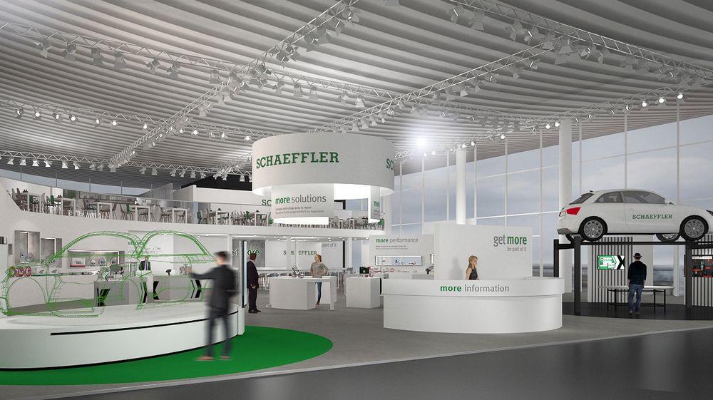 Schaeffler - Taller del Futuro