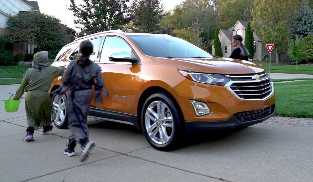 Chevrolet - Halloween