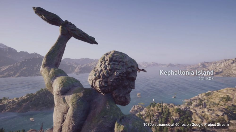Proyecto Stream - Assassin's Creed Odyssey