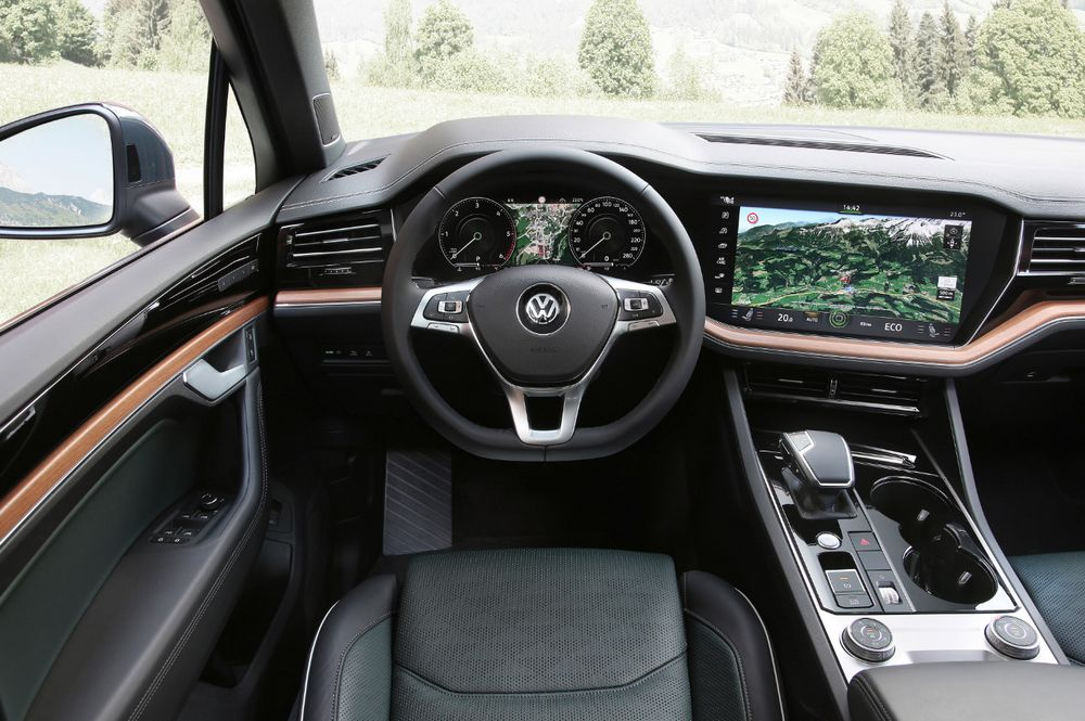 Volkswagen Touareg 2019 - Innovision Cockpit