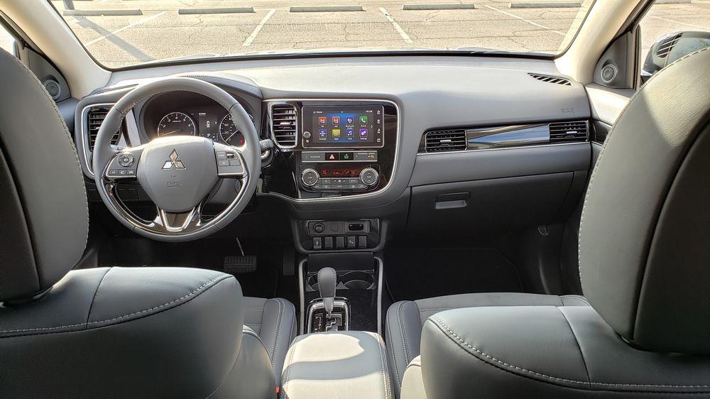 Mitsubishi Outlander SE 2019