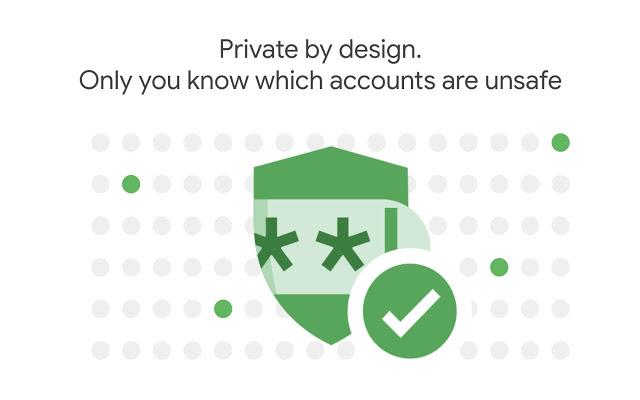 Google Password Checkup - Extension para Chrome