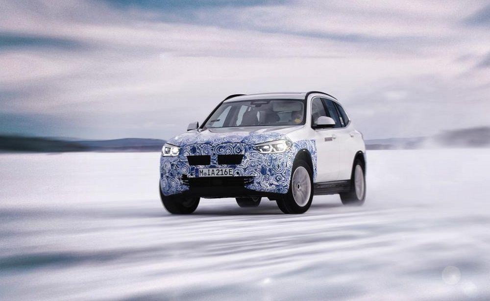 BMW- iX3