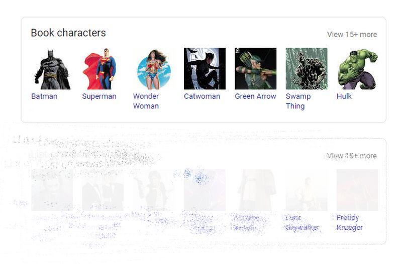 Google - Easter Egg - Thanos