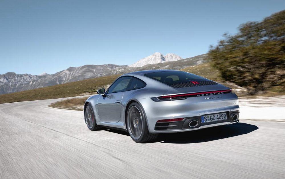 Porsche 911 Coupé 2020