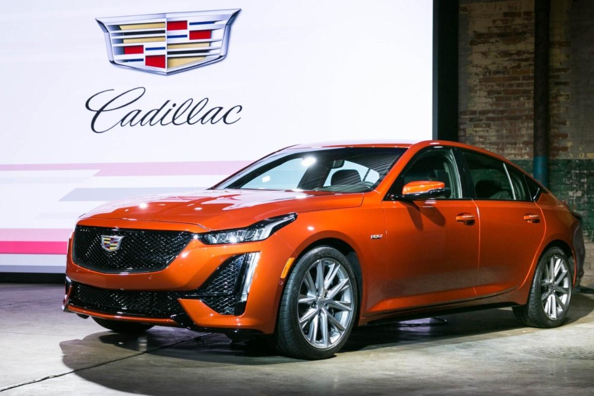 Cadillac CT4-V y CT5-V
