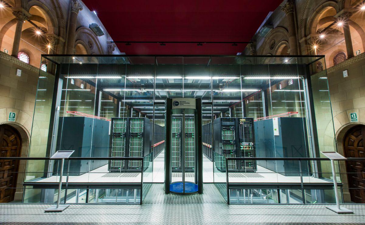 Barcelona Supercomputing Center - MareNostrum 4