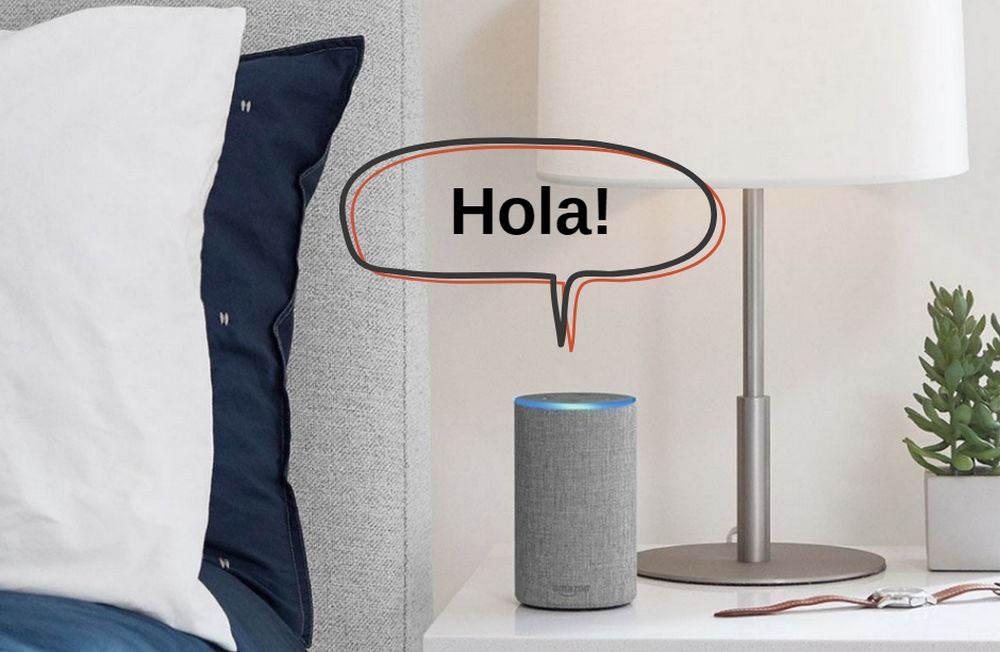 Amazon Alexa Echo Español