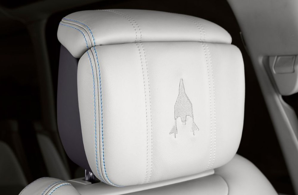 Astronaut Edition Range Rover