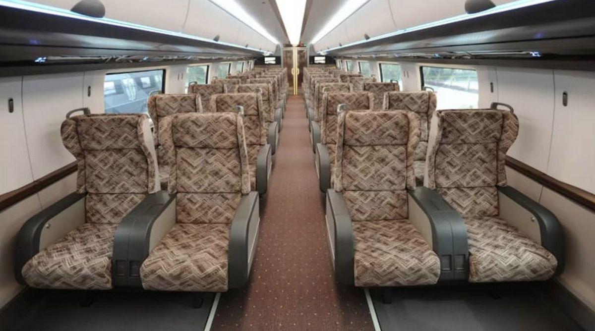 CRRC - Tren Bala Flotante - Maglev - Levitación Magnética