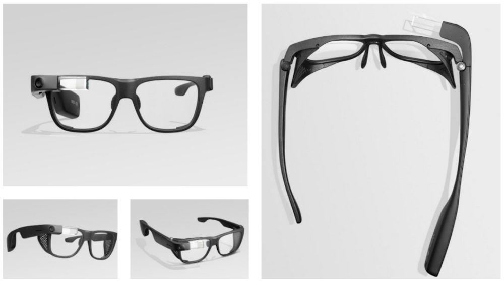 Google Glass 2.0 Enterprise - Marcos Smith Optics