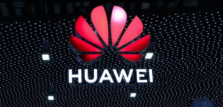 Huawei Technologies Logo