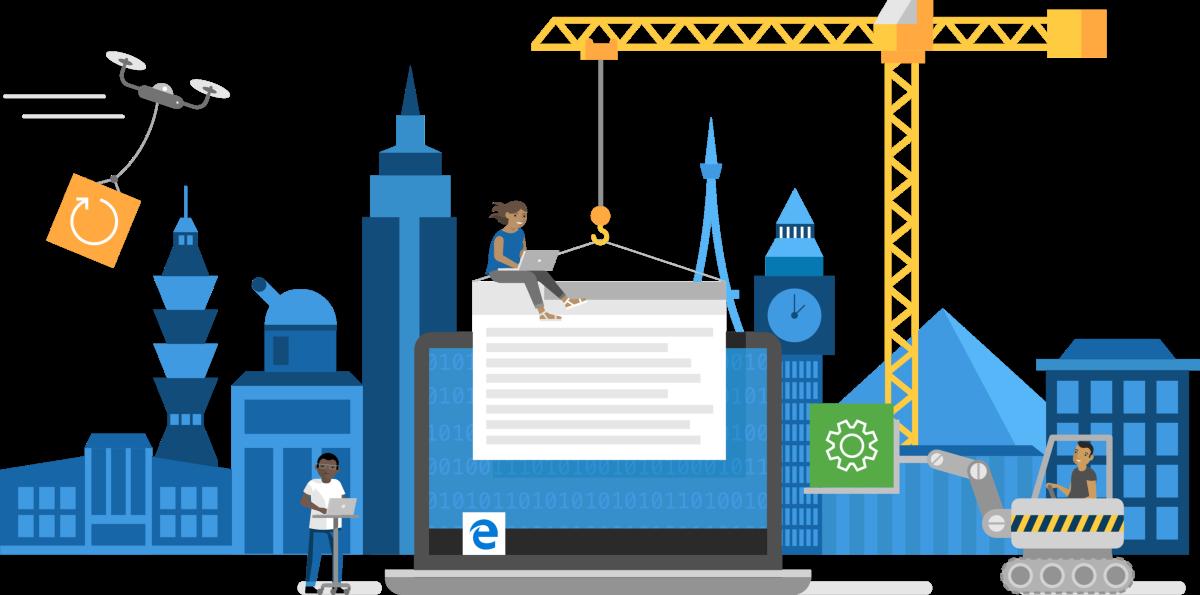 Microsoft Edge Preview para Insiders