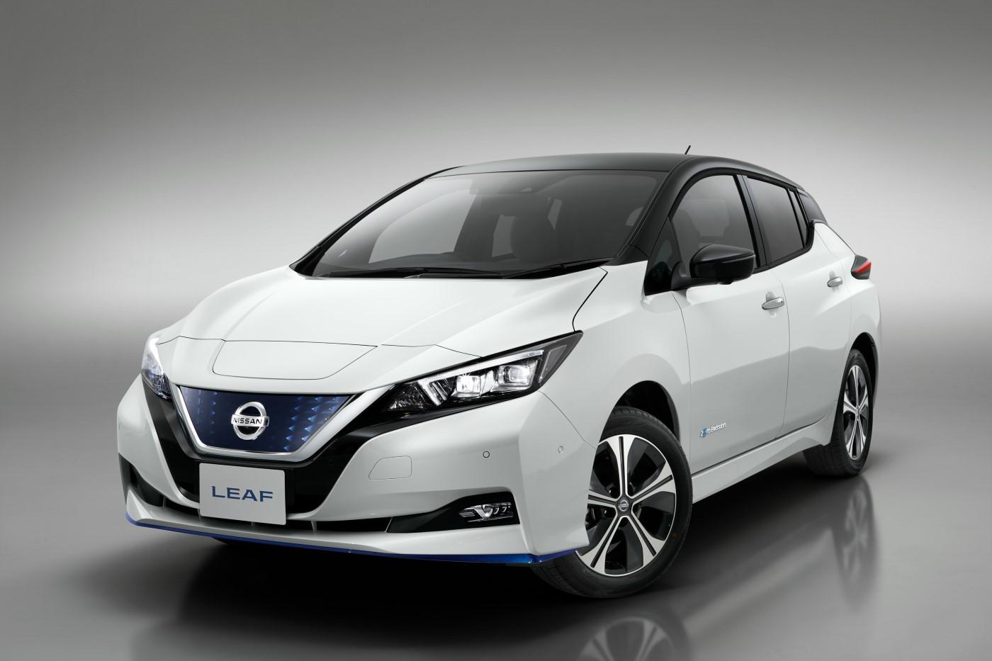 Nissan LEAF - Vehículos Eléctricos - Ayuda a Disminuir la Contaminación Acústica