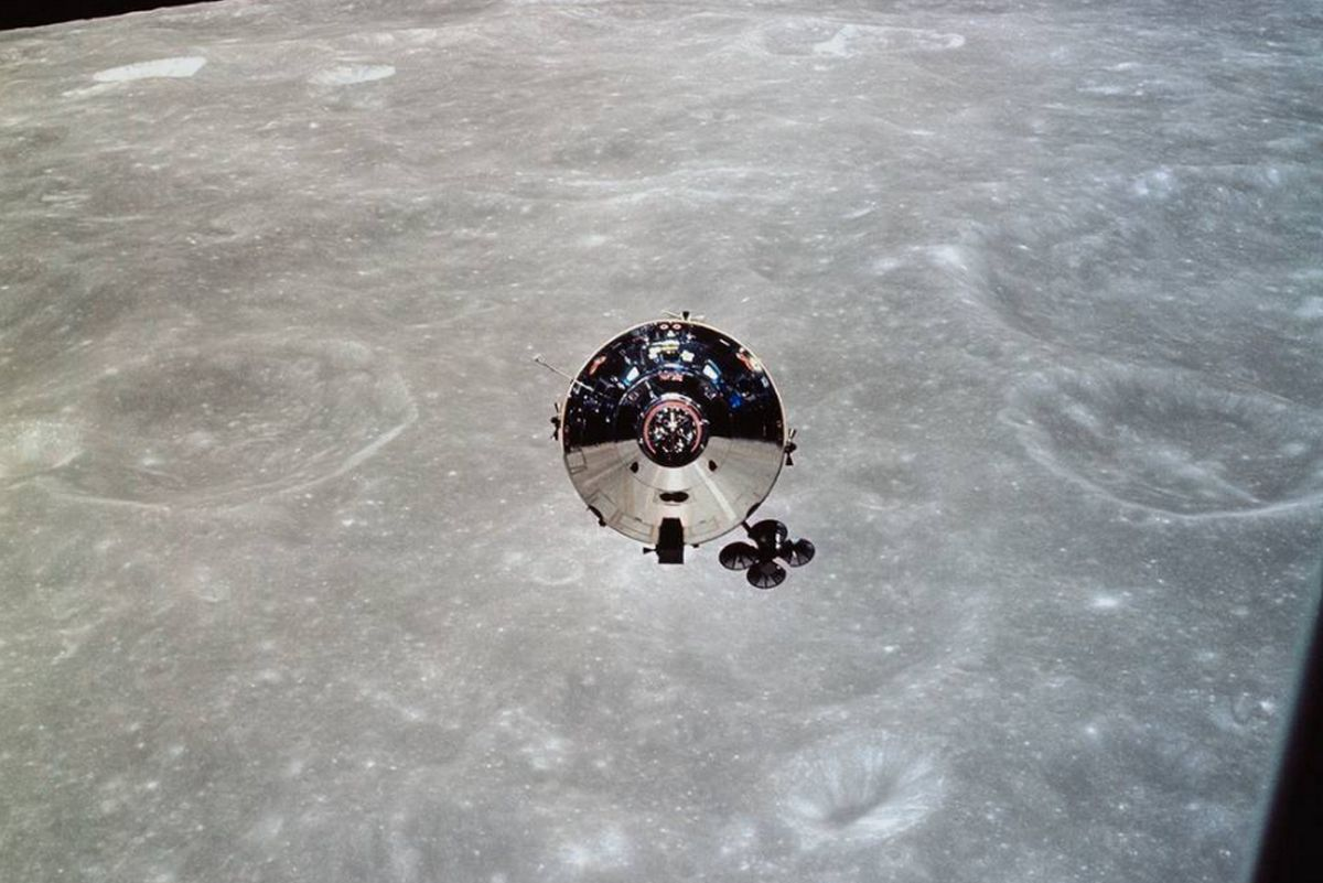Apollo 10 - Módulo Lunar Snoopy