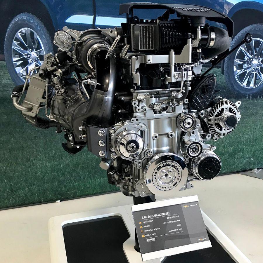 Chevy Silverado 2020, Primera Impresión De Conducción Con