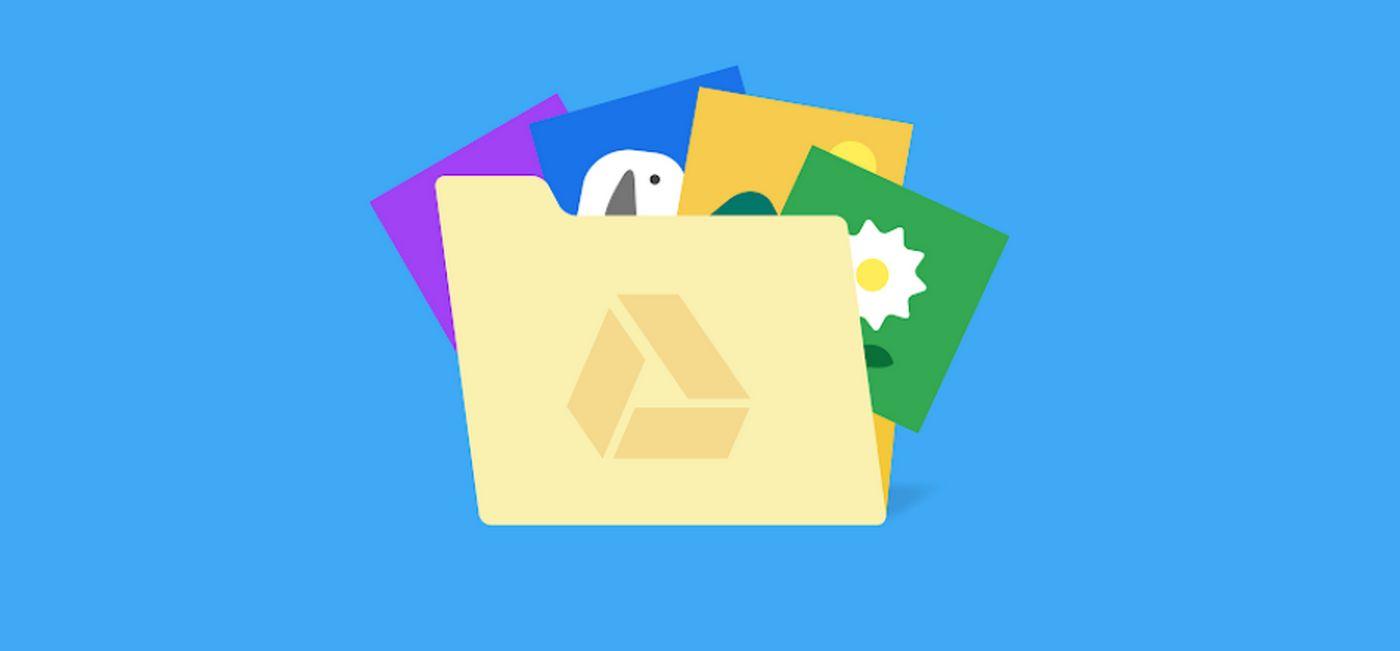 Google Fotos - Google Drive