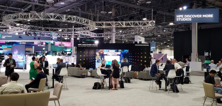 HPE Discover 2019 Las Vegas -