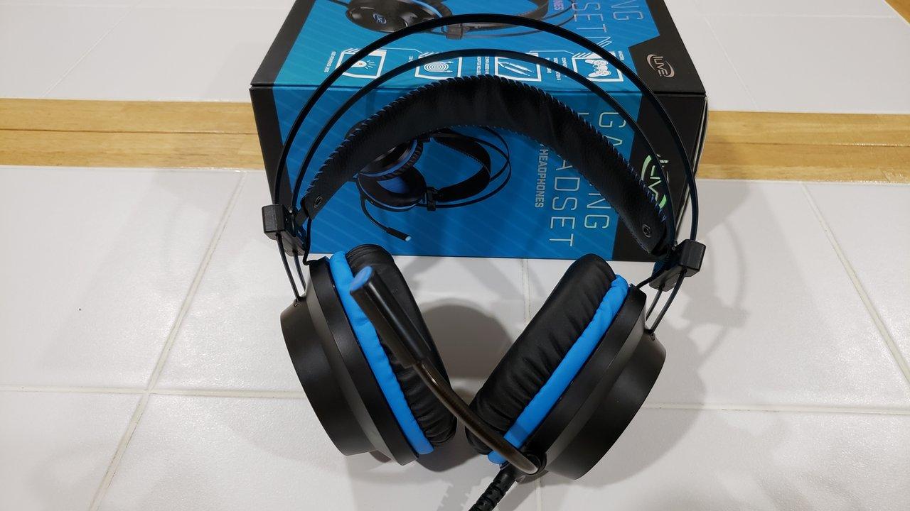 iLive Gaming Headset IAHG39B
