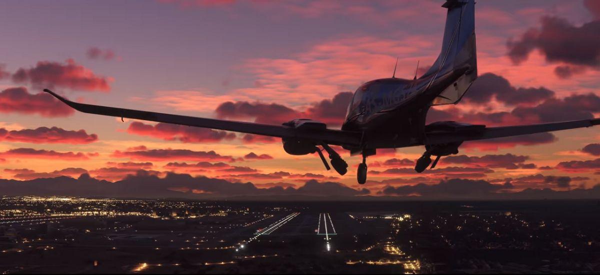 Microsoft Flight Simulator - MSFS